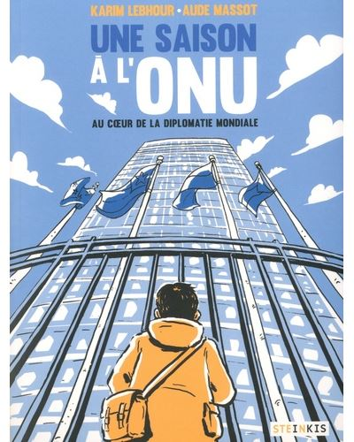 L'ONU, se former, s'informer en bande dessinée