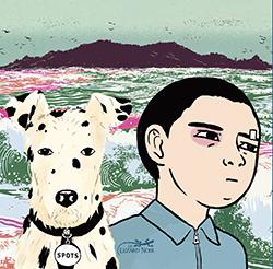 Du film à la bande-dessinée : Wes Anderson par Minetaro Mochizuki