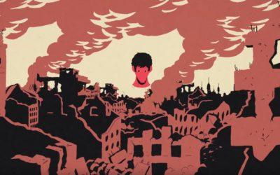 Du tweet à la webserie : un roman graphique en fragments