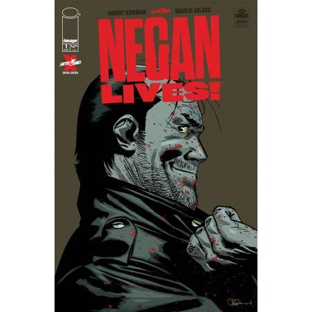 Negan alive!
